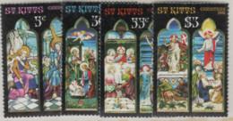 St.Kitts - #86-89(4) - MNH - St.Kitts Und Nevis ( 1983-...)
