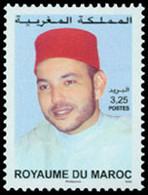 MAROC Courant Mohammed VI Réimp.08 1v Neuf ** MNH - Marruecos (1956-...)