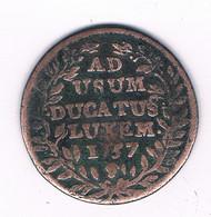 DUKATUS 1757 LUXEMBURG /8622/ - Lussemburgo