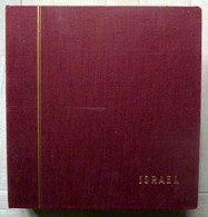 Israel 1950-1978 In Schaubek Album (part 1) - Collections (en Albums)
