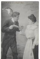 Jeune Homme Empressé - Paare