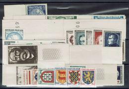 Fr - 1951 - Année Complète Postes - N° 878/918 - XX - MNH - TB - - 1950-1959