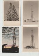 PUITS DE PETOLE/DERRICK /HASSI-MESSAOUD /  1958 / 2 CPSM ET 6 PHOTOS - Industrie