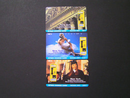 United States New Yorks First Phone Card NYNEX Change Card COLLECTORS EDITION 1994 MIND FOLDER. - [3] Magnetic Cards