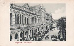 4825251Singapore, Raffle 's Square. 1912.(see Corners See Sides) - Singapur