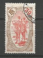 Timbre De Colonie Française Cote Des Somalis Oblitéré N 74 - Usati