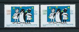 FRANCE 2001 . Service N°s 122 Et 123 . Neufs ** (MNH) . - Nuovi