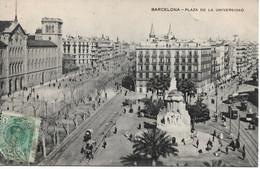 L220A_179 - Barcelona - Plaza De La Universidad - Barcelona