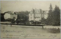 CHATEL Sur MOSELLE Rive De La Moselle - Chatel Sur Moselle
