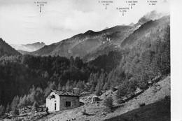 """9830""""VALLONE DEL GRAVIO(VAL DI SUSA)-RIFUGIO GEAT(mt. 1478)-SOTT. CAI-TORINO""""-VERA FOTO-CARTOLINA SPEDITA1966 - Non Classés"""