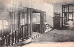 Odeillo (66) - Etablissement Héliothérapique - Grand Escalier Central - L'Ascenseur - Otros Municipios