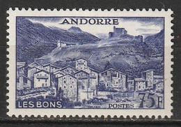 Andorre N° 153 * à Moins De 25% De La Cote - Nuovi
