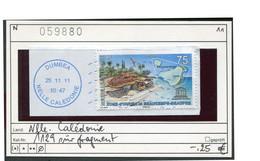 Neukaledonien - Nouvelle-Calédonie - Michel 1129 Auf Briefstück / Sur Fragment - Oo Oblit. Used Gebruikt - Used Stamps
