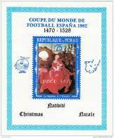 Tchad Prueba - 1982 – Espagne