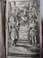 1676. De Scudery. Clélie, Roomsche Historie I & II ( Rarissime) - Books, Magazines, Comics