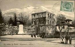 ITALIE - Carte Postale - Aosta - Un Saluto Di Aosta - Monumento A Umberto I - L 74530 - Aosta
