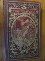 LES AVENTURES D'UNE FOURMI ROUGE - Par H. DE LA BLANCHERE - Ill. De MESNEL Et De GIACOMELLI - Books, Magazines, Comics
