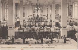 Finsitère : LE  POULDU :  Salle  à  Manger  De L'  Hotel  POUZOULIC - Le Pouldu
