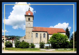 25  EVILLERS   .... L' église - Other Municipalities