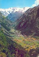 GRESSONEY S. JEAN PANORAMA  AOSTA  (OTT200471) - Aosta