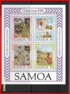 SAMOA 1985 Christmas  ** - Samoa