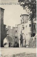 ~  JP  ~  63  ~  Le Chateau De La GARDE .  ~ LA POTERNE     ~ - Autres Communes