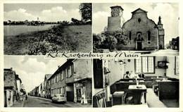 KL. KROHENBURG A. MAIN. ALEMANIA GERMANY DEUTSCHLAND - Non Classificati