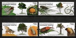 Portugal 2020 , Ano Internacional Da Sanidade Vegetal / Schädlinge - Postfrisch / MNH / (**) - Unused Stamps