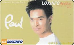Thailand Phonecard Internet Loxinfo - Tailandia