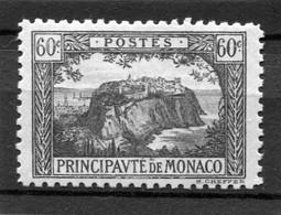 MONACO  N°  59 **  (Y&T)  (Neuf) - Nuevos