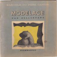 Livre Ancien 1945 Sur Le Modelage  Flammarion ///   Ref. Oct. 20 - Libri, Riviste, Fumetti
