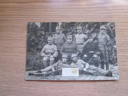 Poland WW1 Soldiers KuK Gendarmerie 1916 - Polen