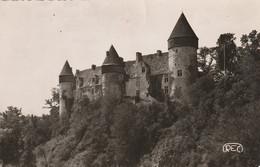 CULAN  Château . Vue De Face ( Roussel 112 ) - Culan