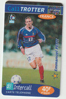 Télécarte :  Carte  Prépayée : Calltrotter  Football :  Petit - Prepaid-Telefonkarten: Andere
