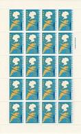 ANTARCTIQUE - Japon 1965 Expédition Antarctique - Yv. 819 ** Feuille - Non Classés