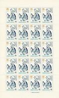 ANTARCTIQUE - Japon 1971 Manchots, Penguins - Yv. 1009 ** Feuille - Non Classés