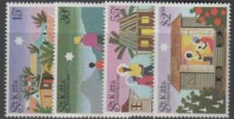 St.Kitts - #127-30(4) - MNH - St.Kitts Und Nevis ( 1983-...)