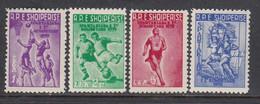 Albania 1959 - SPORT:1st National Spartaciade, Mi-Nr. 578/81, MNH** - Albanie