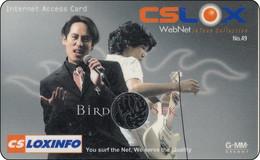 Thailand Phonecard Internet Loxinfo Bird Grupp - Tailandia