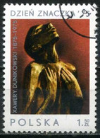 "Poland - ""Maternity"" By Xavier Dunikovsky | Art,  Sculpture | 1975 - Mi. 2411 O - Fête Des Mères"