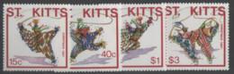St.Kitts - #215-18(4) - MNH - St.Kitts Und Nevis ( 1983-...)