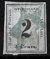 512 - HAWAII - 1863 - CANCELLED - FORGERY - FAUX - FAKE - FALSE - FALSCH - Ohne Zuordnung