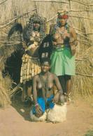 (ST325) - SUDAFRICA - Vita Tribale - Südafrika