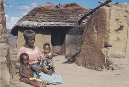 (ST326) - SUDAFRICA - Vita Tribale - Südafrika