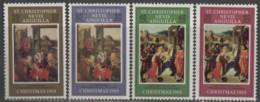St.Christopher-Nevis - #202-05(4) - MNH - St.Kitts Und Nevis ( 1983-...)