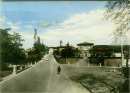 TORRENIERI ( SIENA ) VIA CASSIA E SCUOLE ELEMENTARI - EDIZIONE LARDORI - SPEDITA 1965  (6446) - Siena