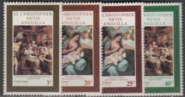 St.Christopher-Nevis - #234-37(4) - MNH - St.Kitts Und Nevis ( 1983-...)