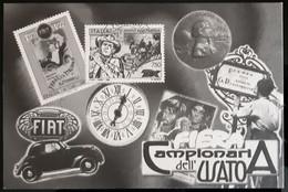 TEX On Stampa Carte Postale - Comicfiguren