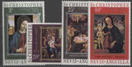 St.Christopher-Nevis - #253-56(4) - MNH - St.Kitts Und Nevis ( 1983-...)