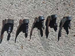 Allumeur Et Cuillère De Grenade Modele 38 - Armas De Colección